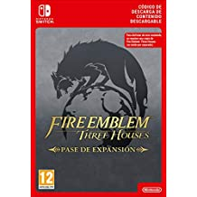Fire Emblem Three Houses - Pase de Expansión - Switch - Download Code [Preload]