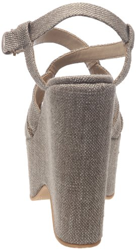 RAS 358EV1G, Sandales femme Beige (Linen stone)
