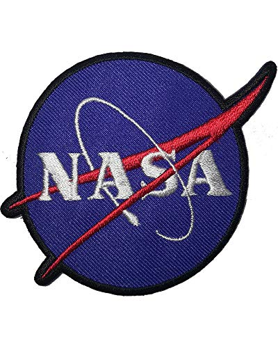 'Parche/Iron on Patch NASA