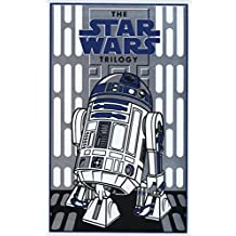 STAR WARS TRILOGY WHITE LEATHER-PROP (EXP)