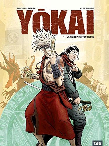 Yôkai - Tome 01: La Conspiration Heike