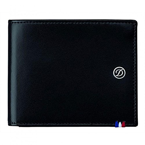 st-dupont-brieftasche-fa-1-4-r-kreditkarten-und-ausweis-line-d-elysee-schwarz-180002