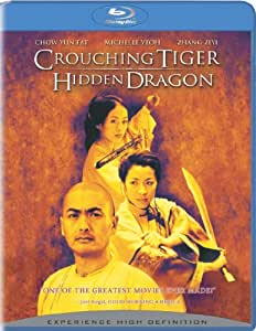Crouching Tiger, Hidden Dragon [Blu-ray] [Import anglais]