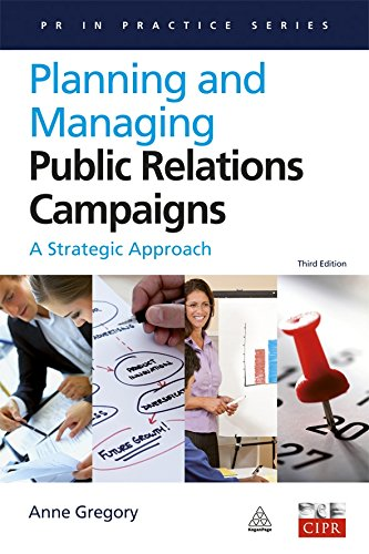 public relations campaign strategy