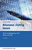 Bilanzen richtig lesen: Rechnungslegung nach HGB und IFRS (dtv Beck Wirtschaftsberater)