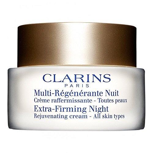 Clarins Extra-reafirmante Noche Rejuvenecedora crema