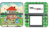 Animal Crossing Happy Home Designer Video Game Vinyl Decal Skin Sticker Cover for the New Nintendo 3DS XL LL 2015 System Console by Vinyl Skin Designs