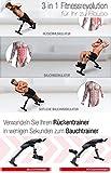 Sportstech Bauchtrainer BRT200