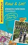 MARCO POLO Raus & Los! Nürnberg, Würzburg, Steigerwald: Guide und große Erlebnis-Karte in praktischer Schutzhülle -