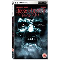 House Of The Dead 2 { UMD MOVIE DISC FOR SONY PSP }