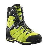 Haix Protector Ultra Lime Green Forst Sicherheitsschuh Garantiert Mehr Tragekomfort und Schnittschutz. 42