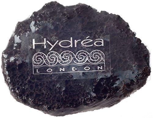 Vulkanischer Bimsstein (Hydrea London Natur Vulkanischer Bimsstein Schwarz Hornhaut Entfernung Fußpflege)