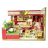 P Prettyia 1:24 DIY Obstsaft Laden Kaufladen Puppenhaus Puppenstuben Kinder Spielzeug Geburtstagsgeschenk