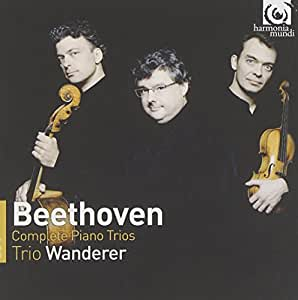 Ludwig Van Beethoven: The Complete Piano Trios