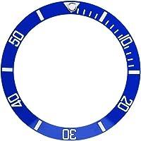 Guarda le parti di ricambio, l'anello di inserto della lunetta con anello in materiale plastico per orologio da polso…