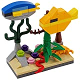 LEGO Marine Fish Scene - Tropical Aquarium