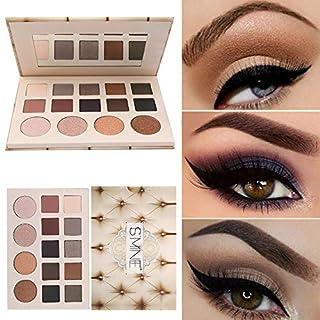 TAOtTAO 14 Colors Matte Eye Shadow Shimmer Powder Palette Cosmetic Makeup Beauty