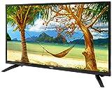 Xoro HTL 3247 80 cm (31.5 Zoll) LED Fernseher (HD, PVR Ready + Timeshift, Triple Tuner DVB-S2/T2/C, H.265/HEVC-Decoder inkl. FreenetTV CI plus Modul, USB 2.0 Mediaplayer, CI+ Schacht, 12V) [Energieklasse A+] schwarz