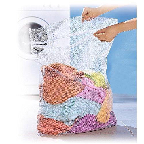 Wäsche-Netz Wäschesack Waschmaschine schonend waschen Wäschebeutel