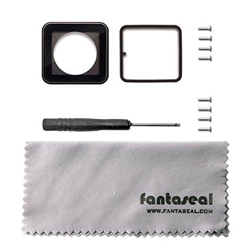 fantaseal-kit-de-reparation-pour-gopro-replacement-kit-cover-lens-case-logement-lentille-w-tournevis