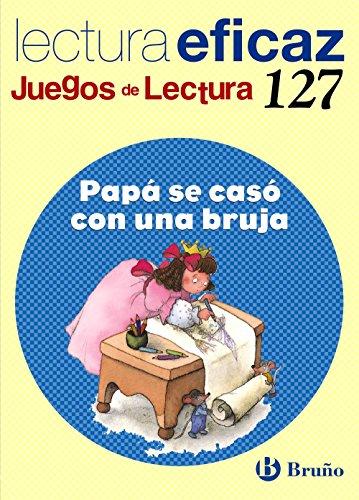 Papá se casó con una bruja juego de lectura (castellano - material complementario - juegos de lectura)