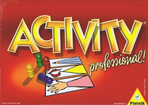 Piatnik 6003 - Activity Professional, Brettspiel
