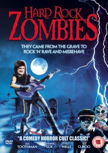 Preisvergleich Produktbild Hard Rock Zombies [DVD] by E.J. Curcio