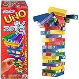 Mattel 43535 - UNO Stacko, Geschicklichkeitsspiel