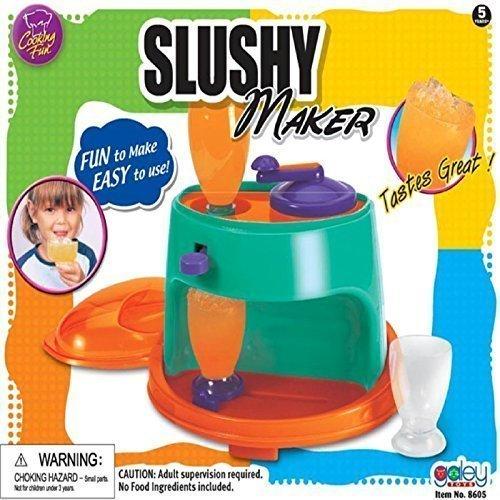 Kochen Spaß Eiskönigin Slush Eisgetränk Maschine Aussteller Bbq Party Saft Picknick Ice Crusher Mixer Pop Spender (Mixer-pop)