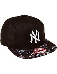 New Era Offshore Visor MLB Neyyan Blkblk - Cappello Linea York Yankees da  Uomo f218e2c2d040