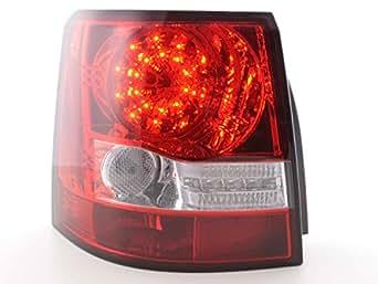 FKRLXLLR13001 feux arrières LED Land Rover Range Rover Sport Bj. 06-10 rot/klar