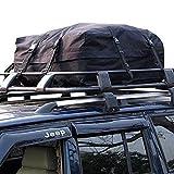 Ardisle 340 litri resistente all' acqua auto Van tetto cargo borsa da viaggio scatola portaoggetti Vettore superiore