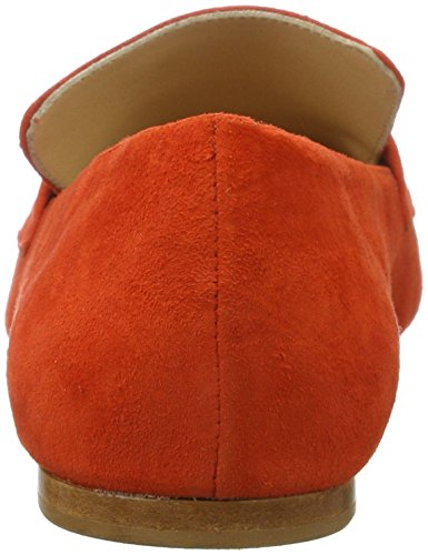 Fabio Rusconi Damen S 3447 Hausschuhe Orange (Mango)