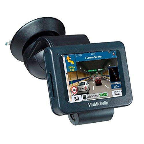 Navegador GPS Avisador Radares Actualizable Chip Sirf