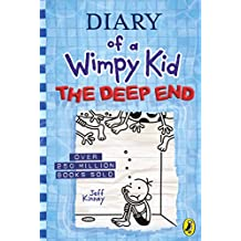 ‏‪Diary of a Wimpy Kid: The Deep End (Book 15)‬‏
