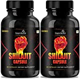 Simply Herbal Shilajit Gold Plus 800mg 60 Capsules For Extra Strength And Stamina (2)