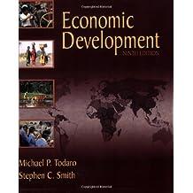 Economic Development (Series in Economics) by Michael P. Todaro (2006-01-30)
