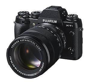 Fujifilm X-T1 Systemkamera (16,3 Megapixel, 7,6 cm (3 Zoll) klappbares LCD-Display, X-Trans CMOS II Sensor, WiFi, spritzwasser- und staubgeschützt) Kit inkl. XF18-135mm Objektiv schwarz