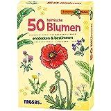 Moses 9717 - Expedition Natur 50 heimische Blumen, Lernkarte