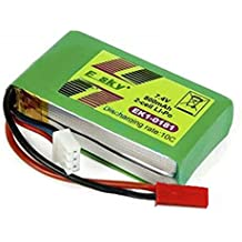 Batería Original EK1–01817,4V 800mAh para de helicóptero Esky Lama V3, V4, Comanche, King of bird, Kob, EC130, helicóptero para Notebook, batería de repuesto
