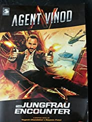 Agent Vinod : The Jungfrau Encounter
