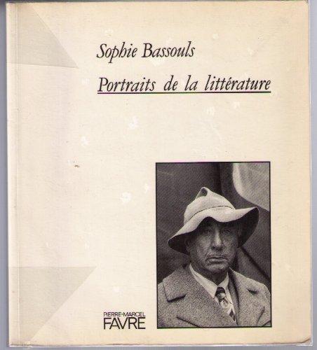 Portraits de la littérature