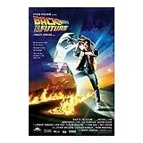 1art1 31900 Poster Retour vers le Futur Michael J Fox Christopher Lloyd 91 x 61 cm