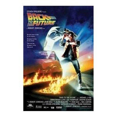 Zurück In Die Zukunft - Michael J Fox, Christopher Lloyd Poster