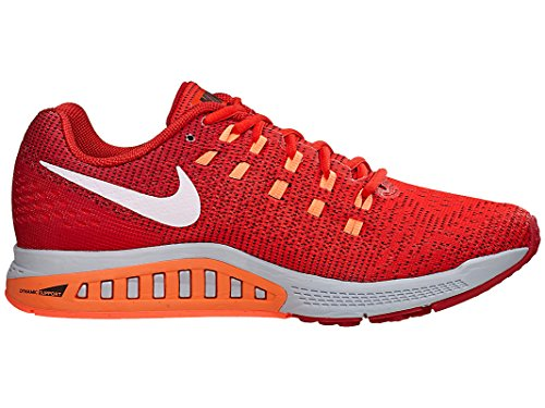 Nike Air Zoom Structure 19, Chaussures de Running Homme light crimson white gym red 601