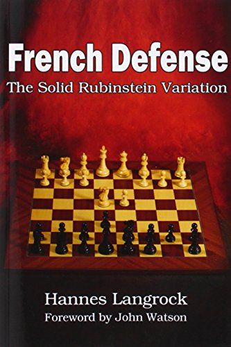 French Defense: The Solid Rubinstein Variation -