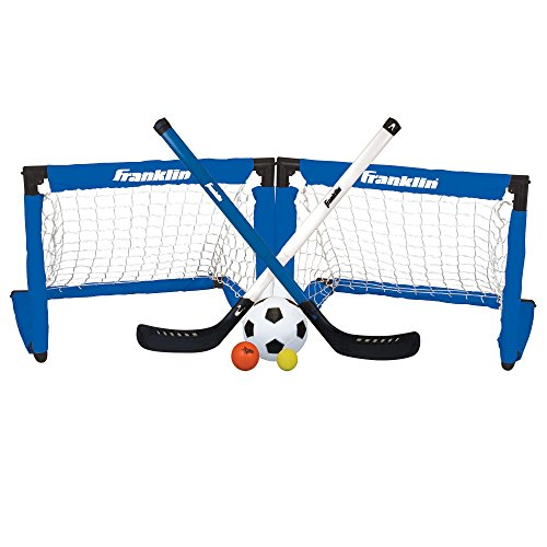 (Franklin Sports 3-in-1 Sports Set)