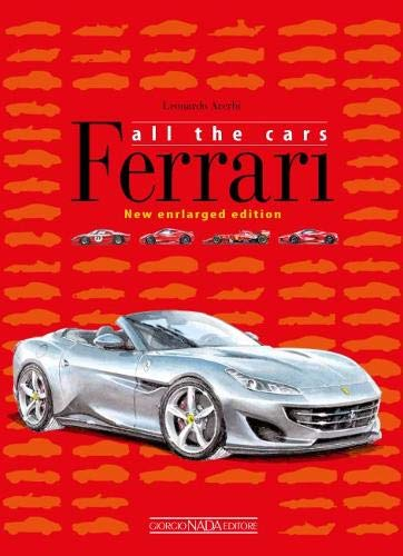 Ferrari. All the cars por Leonardo Acerbi