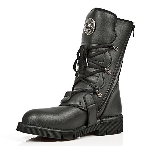 New Rock M.1473-V1 Black