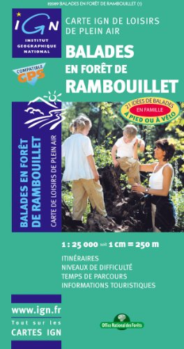 Rambouillet Balades En Foret Loisirs Pl Air: Ign82089